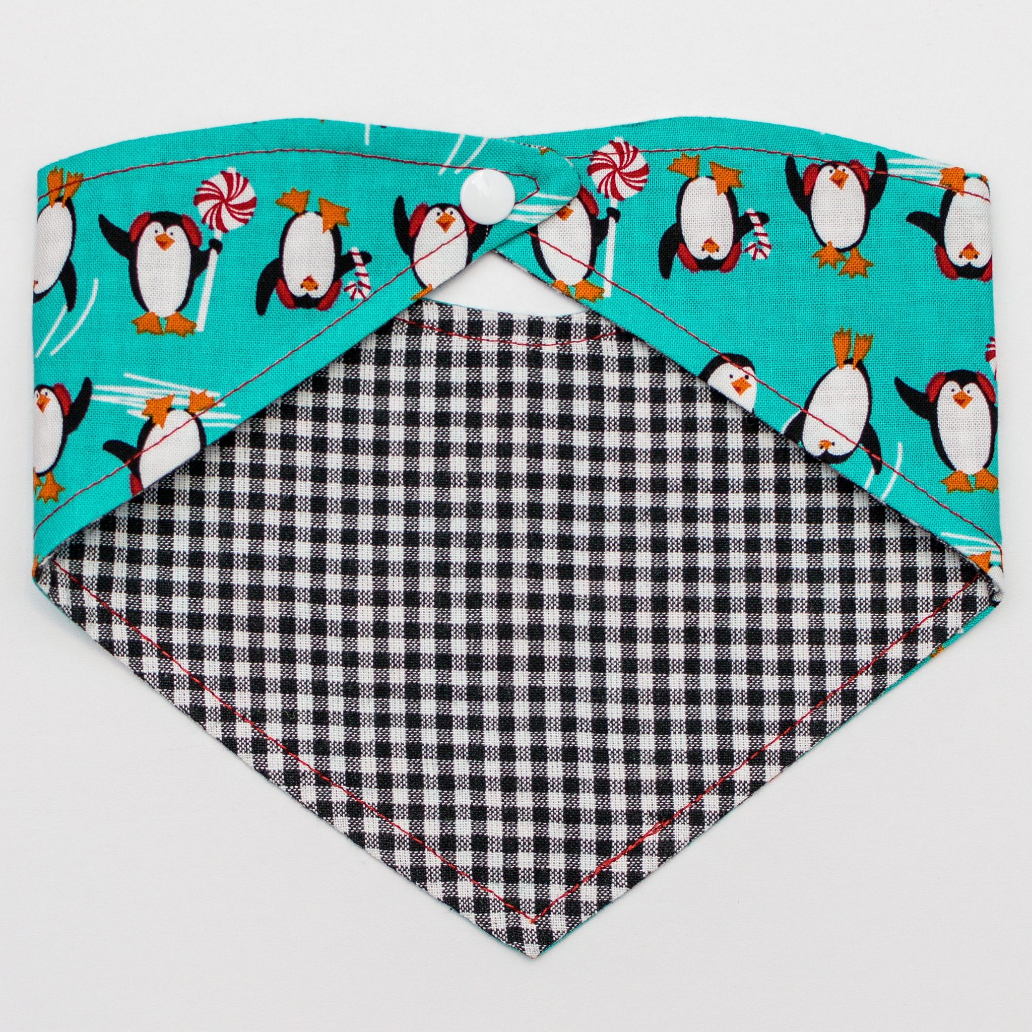 Josephine Grace Puppy Couture North Pole Bandana Back